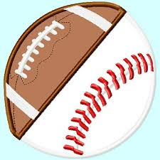 football or baseball